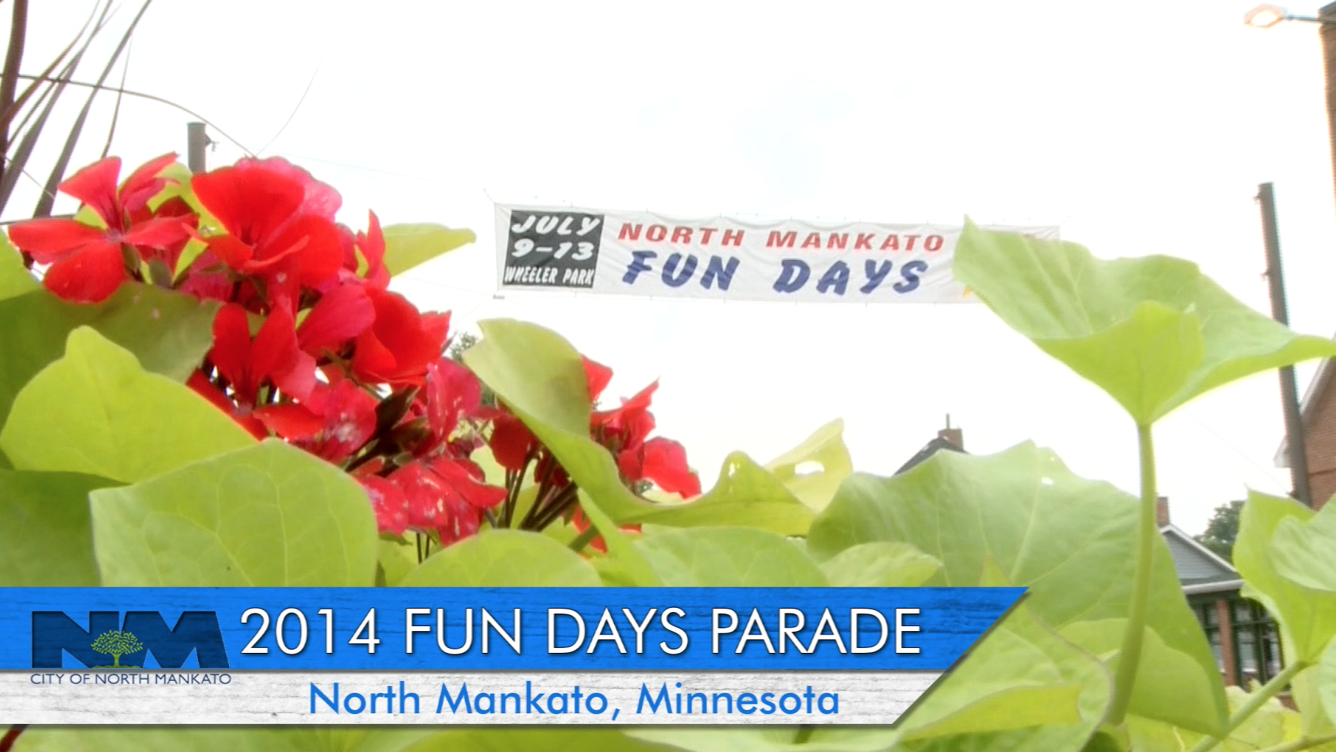 North Mankato Fun Days Parade