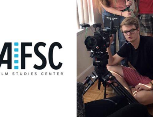 Media arts senior spends semester at LA Film Studies Center